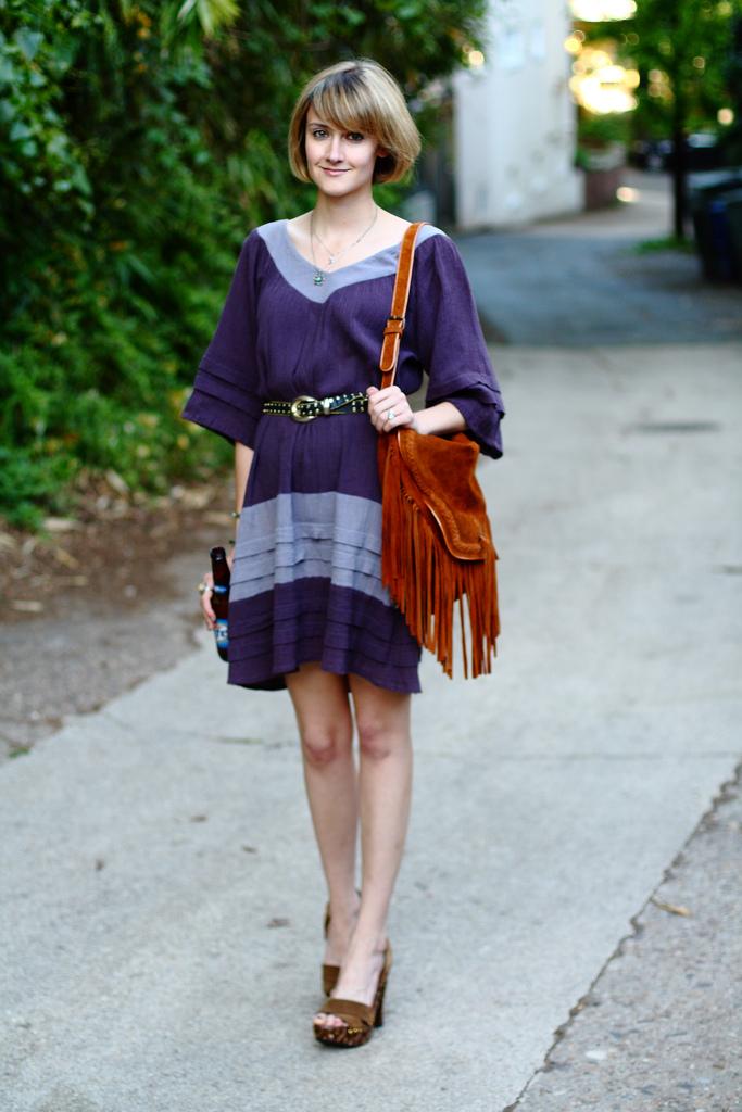Sunner dress and Miu Miu platforms