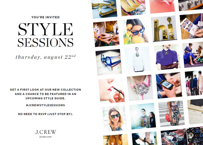 District of Chic J. Crew Style Sessions Giveaway