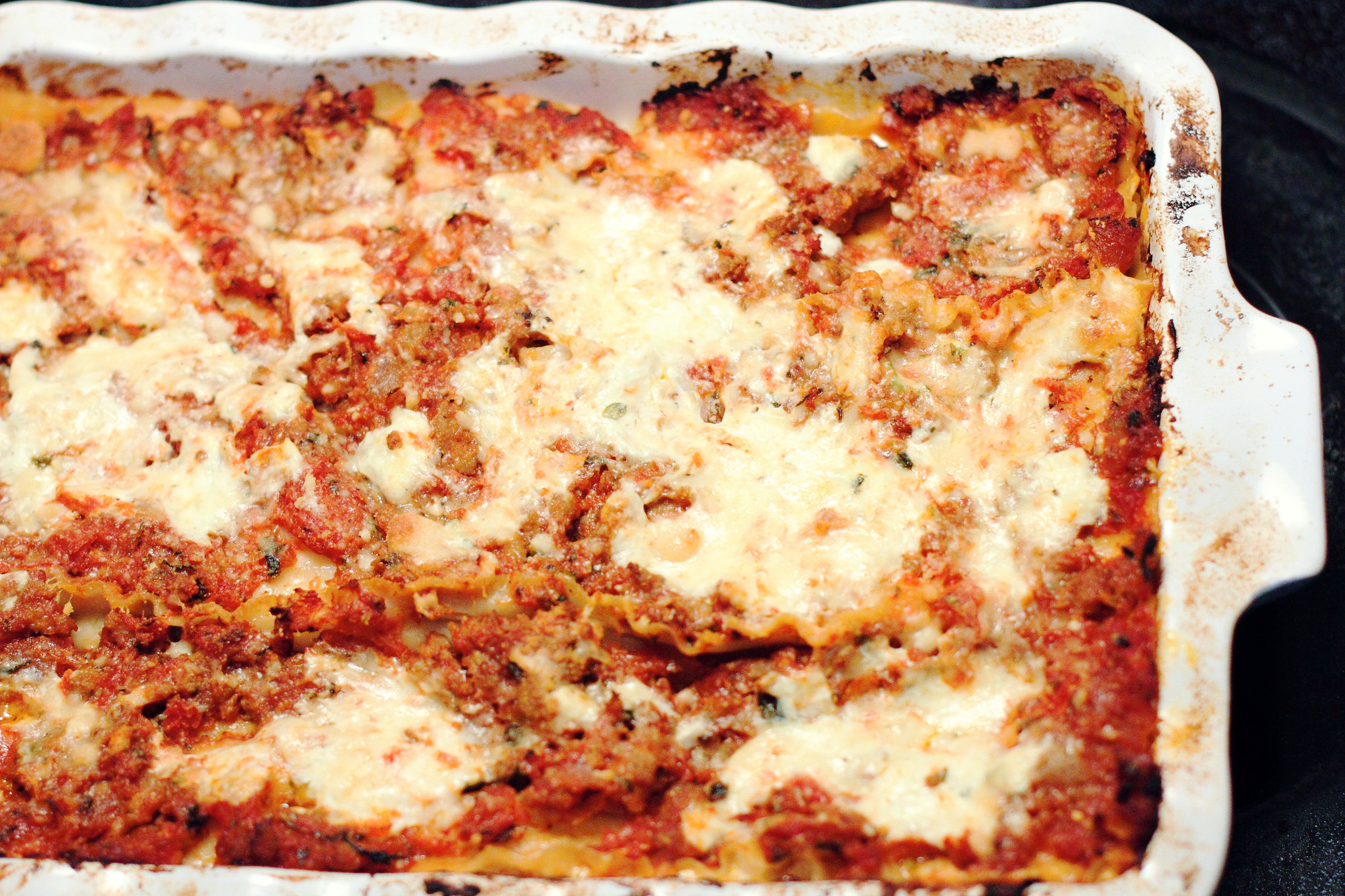 Simply Very Good Lasagna