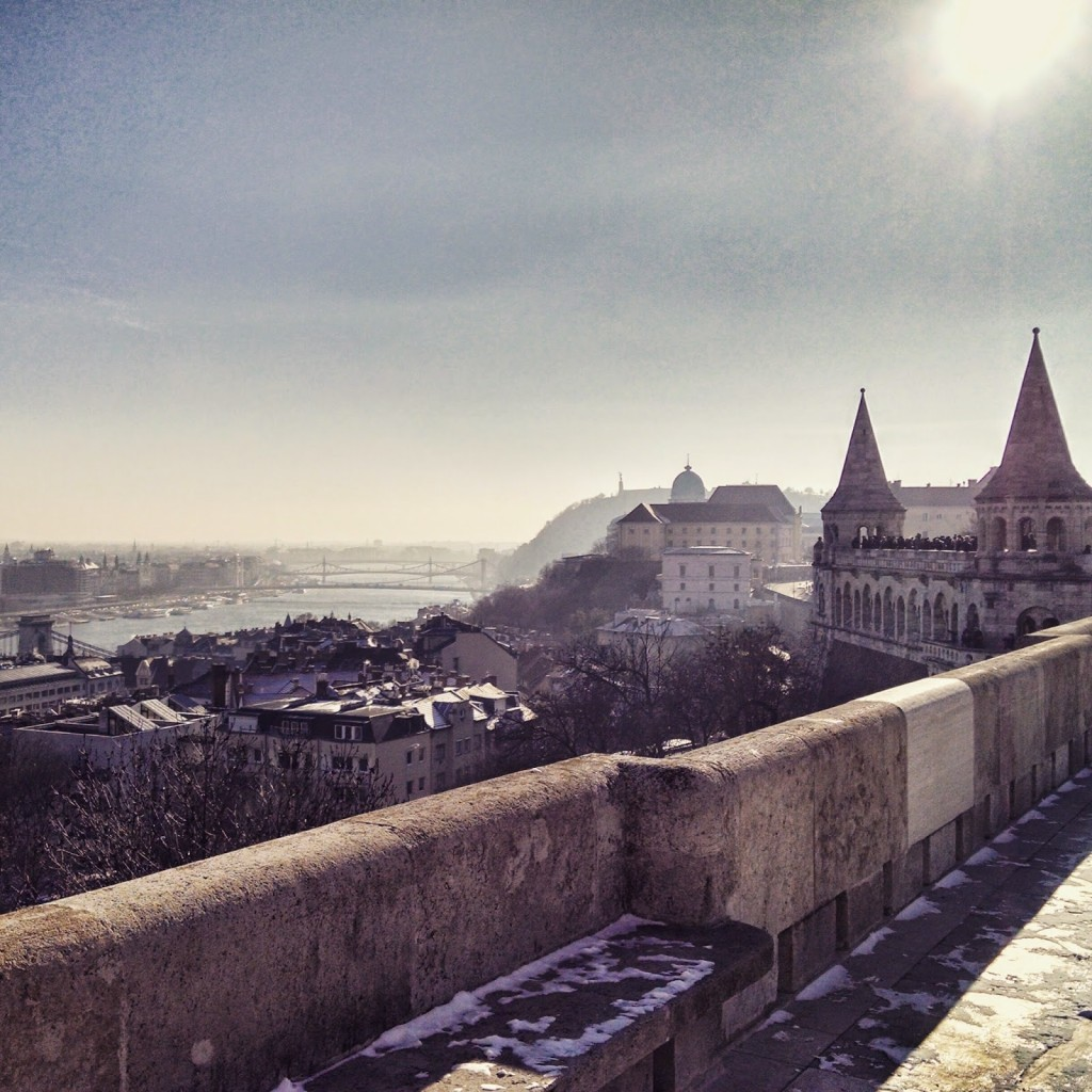 Buda's Castle District, Budapest