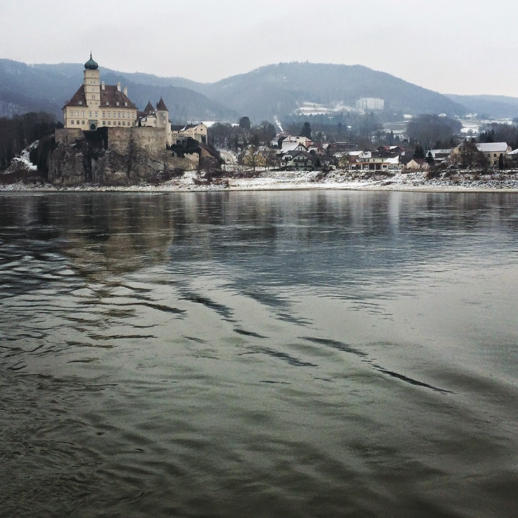 Wachau region of the Danube