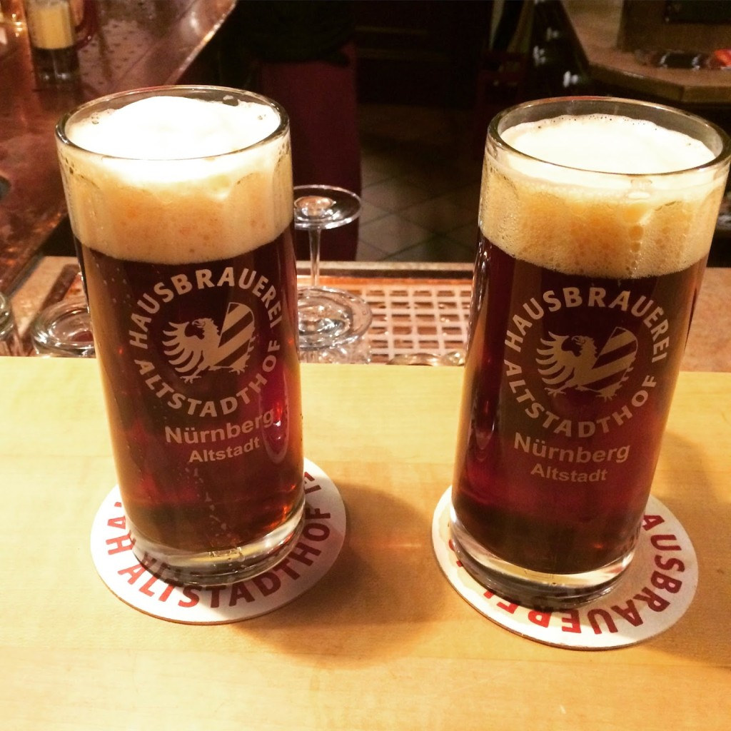 Craft Brewery Altstadthof, Nuremberg, Germany