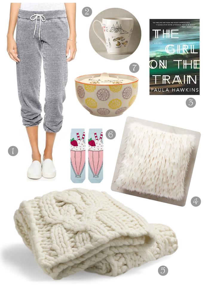 cozy essentials