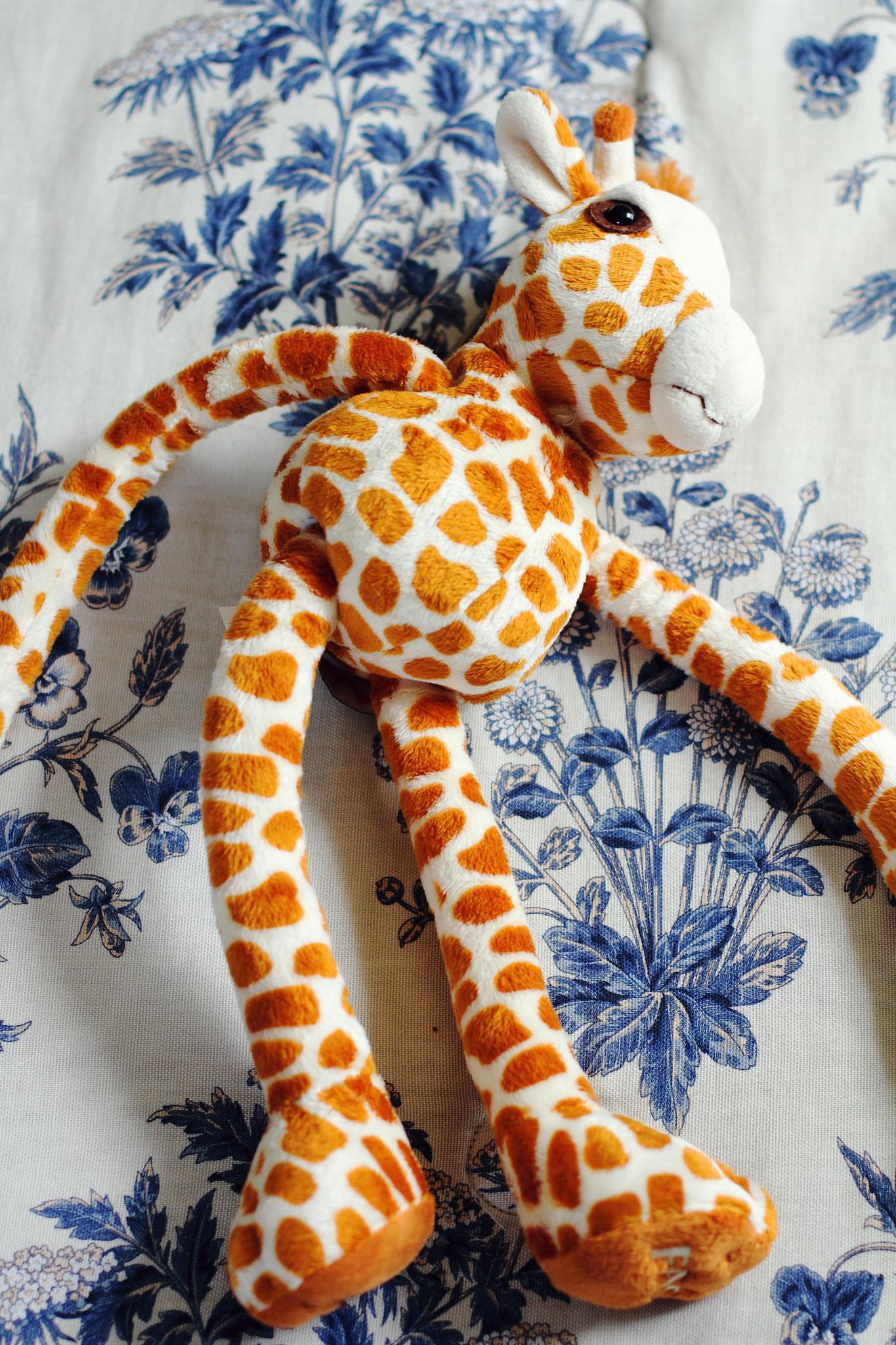 FAO Schwartz giraffe