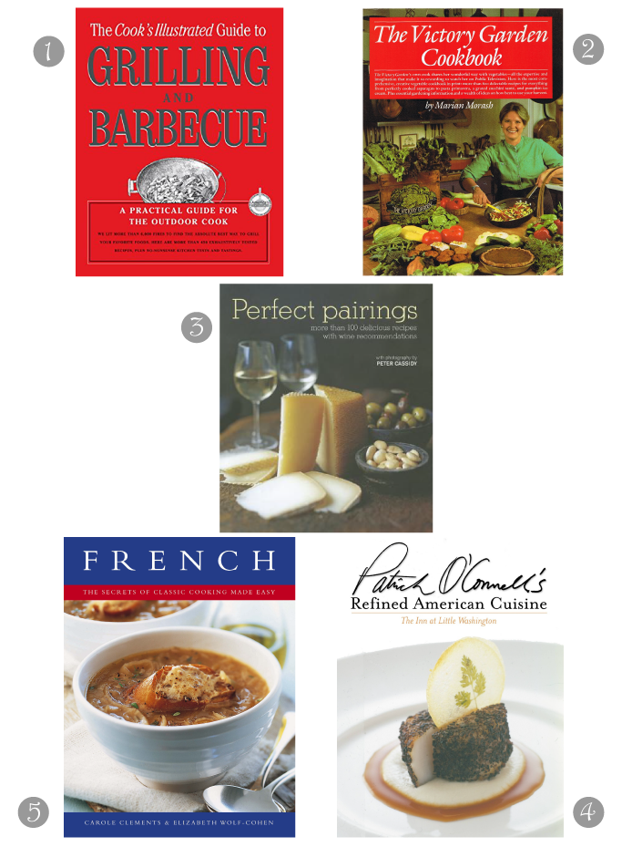 District of Chic favorite cookbooks