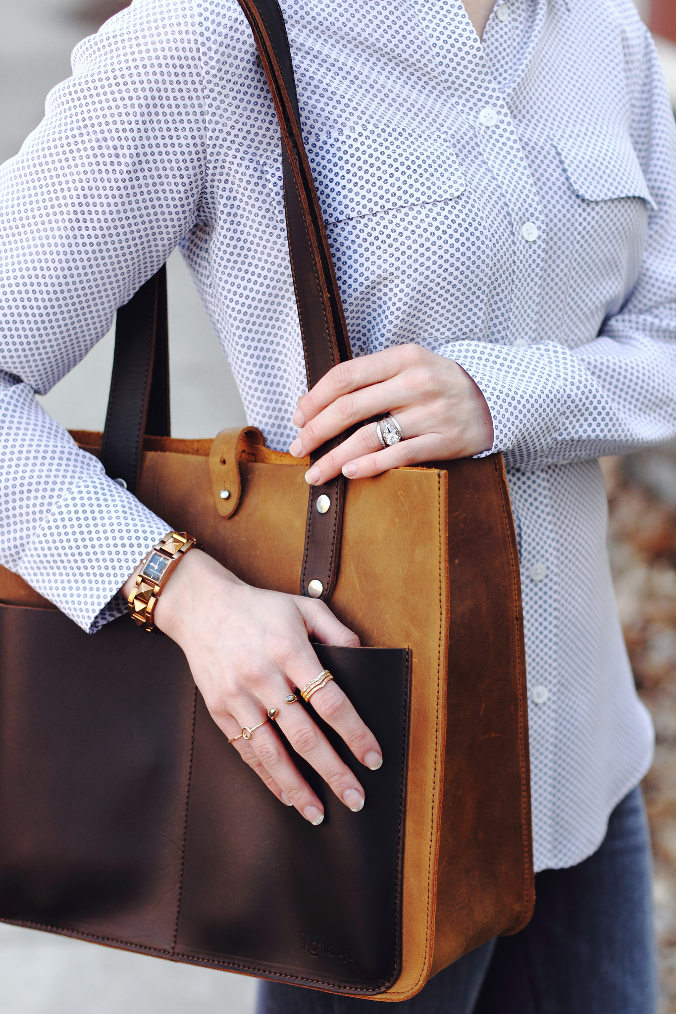 Saddleback Leather bag