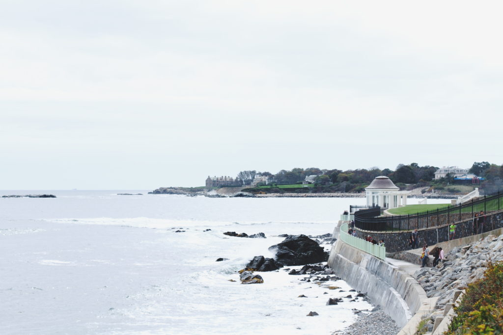 The Cliff Walk, Newport, RI