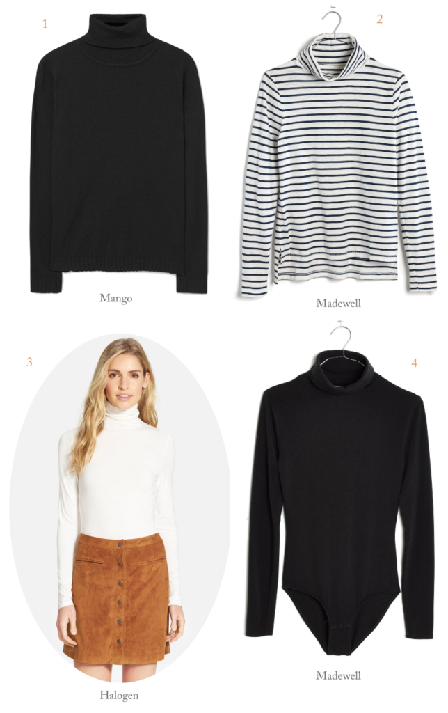 top 4 turtleneck picks