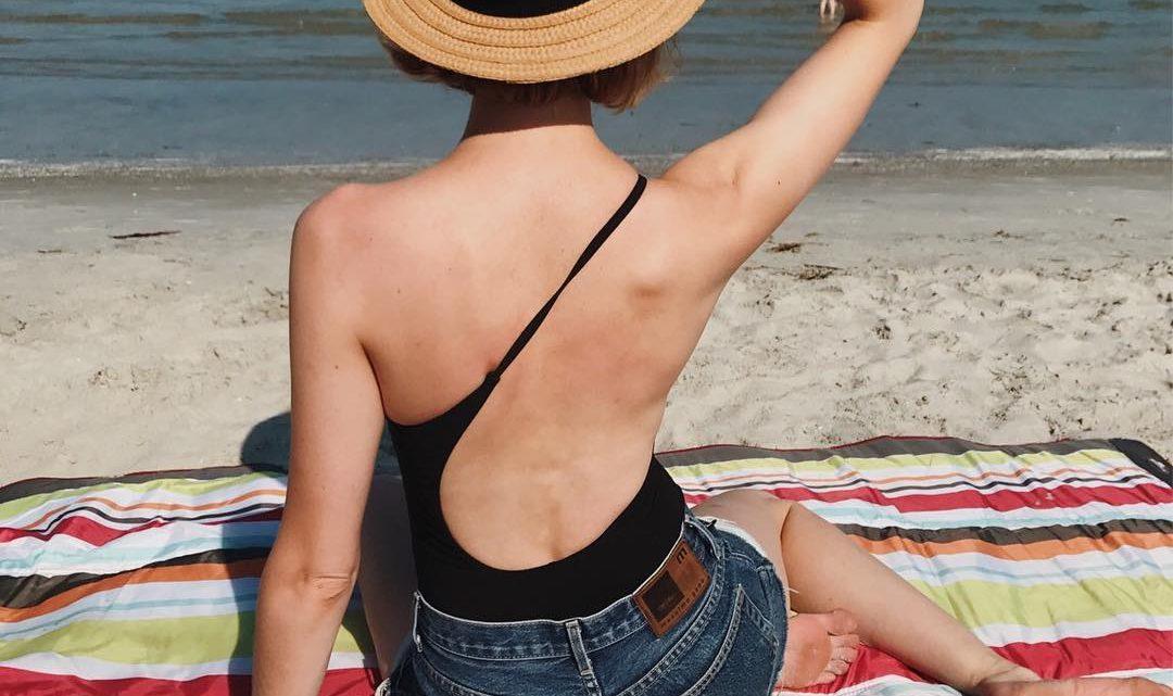 Alix one piece swimsuit