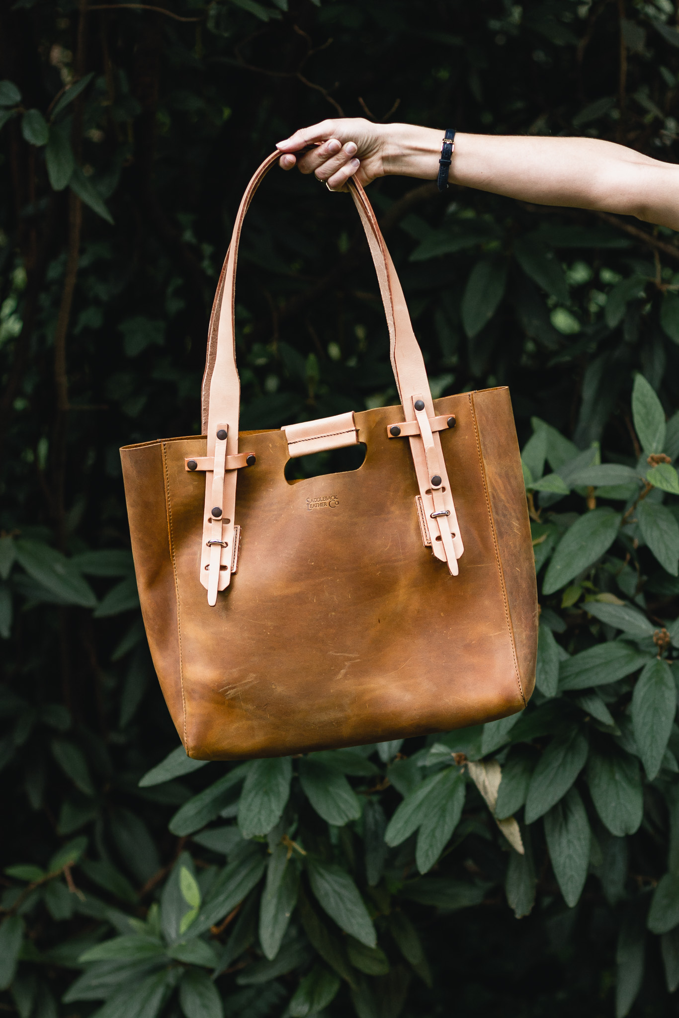 Saddleback Leather everyday tote
