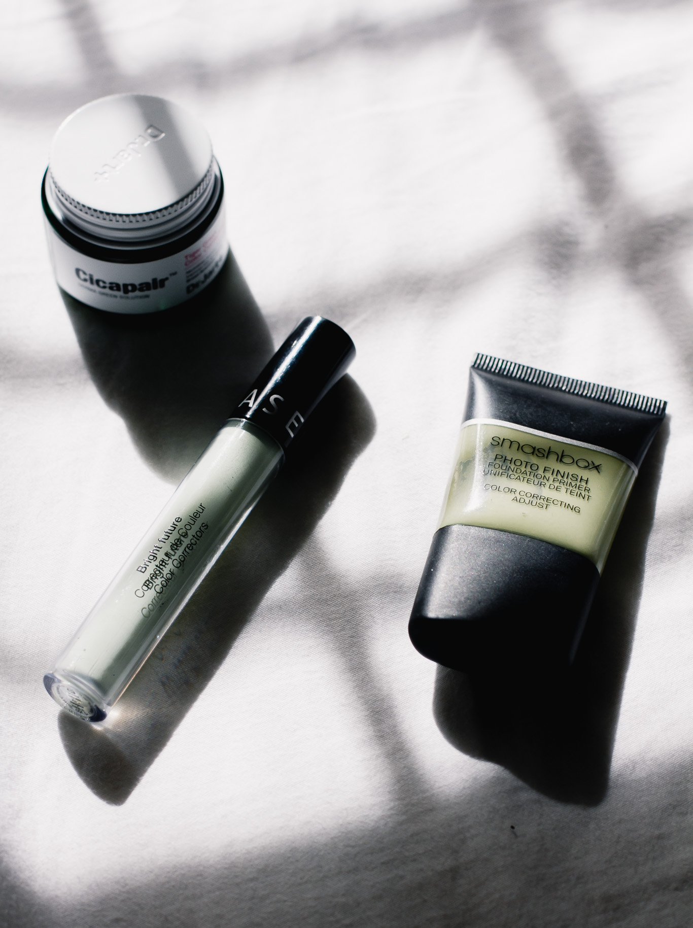 3 redness color-correcting beauty products