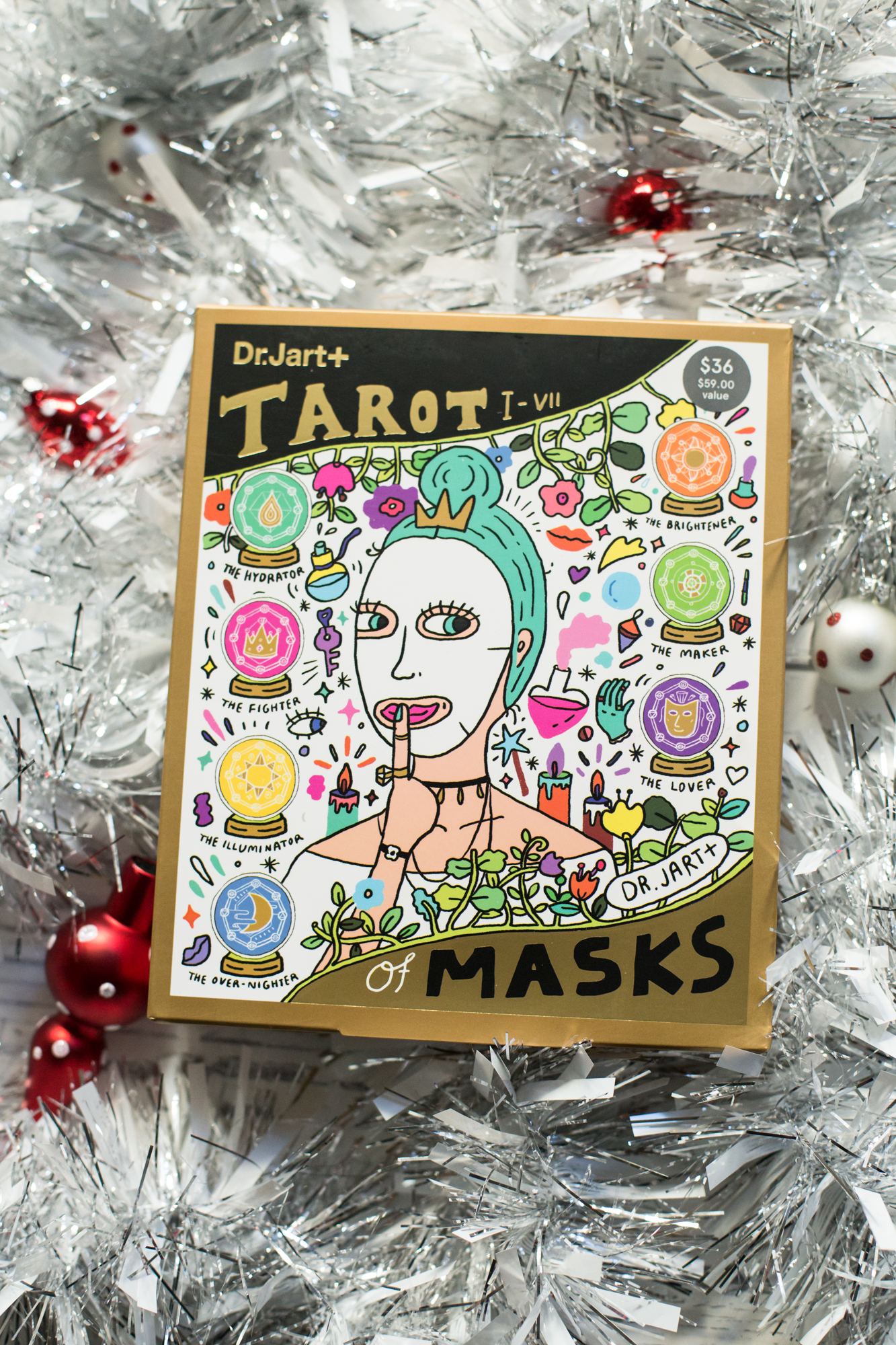 Dr. Jart+ Tarot of Masks