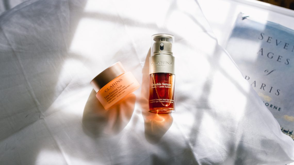 Clarins Double Serum and Extra-Firming Nuit
