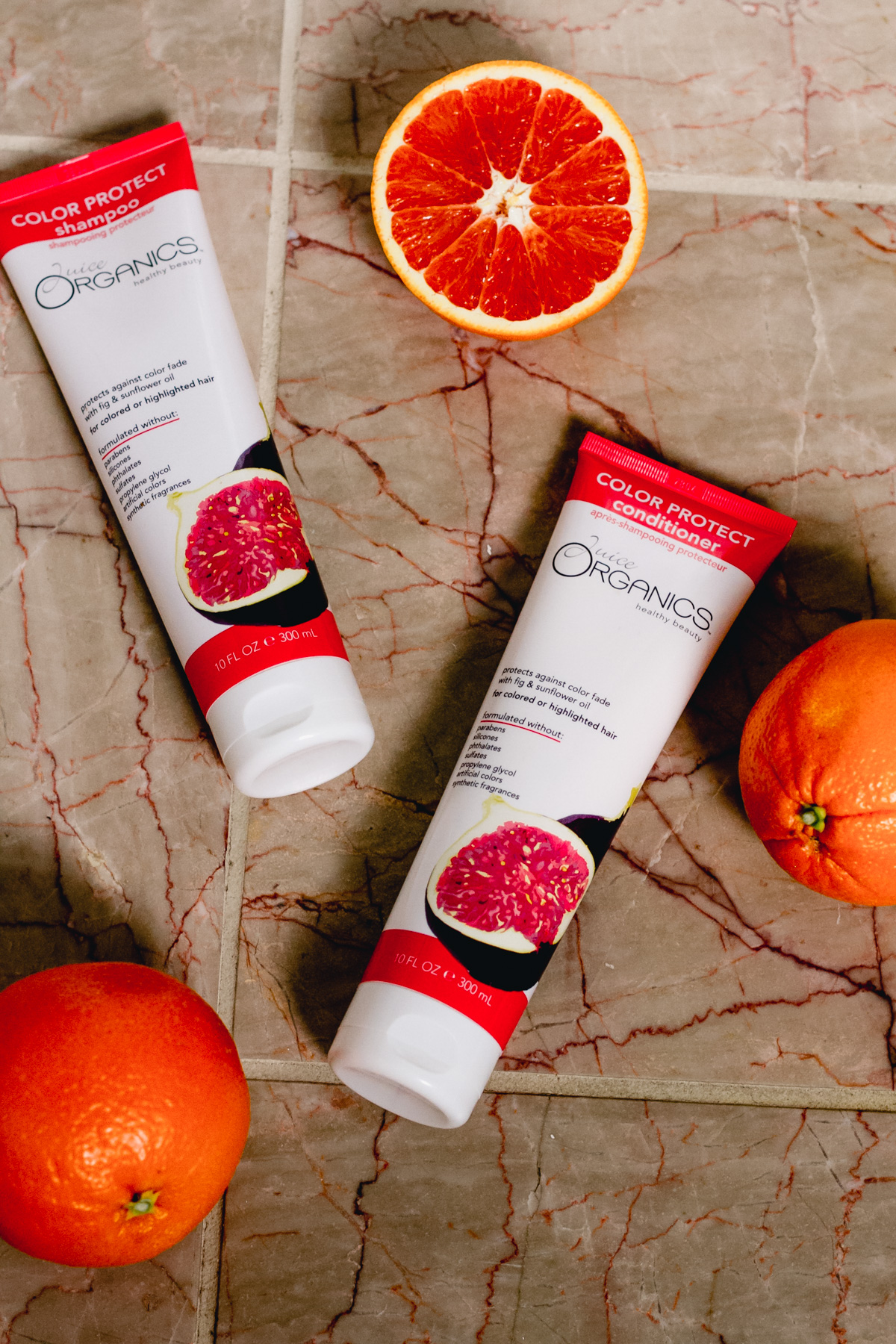 Juice Organics Color Protect Shampoo and Conditioner