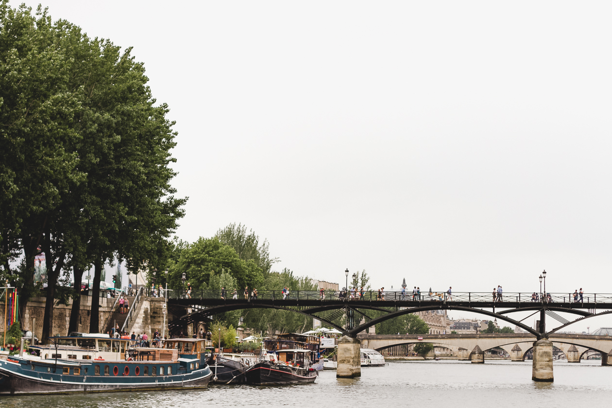 The Seine, Paris