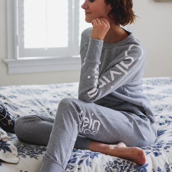 Calvin Klein sweatsuit