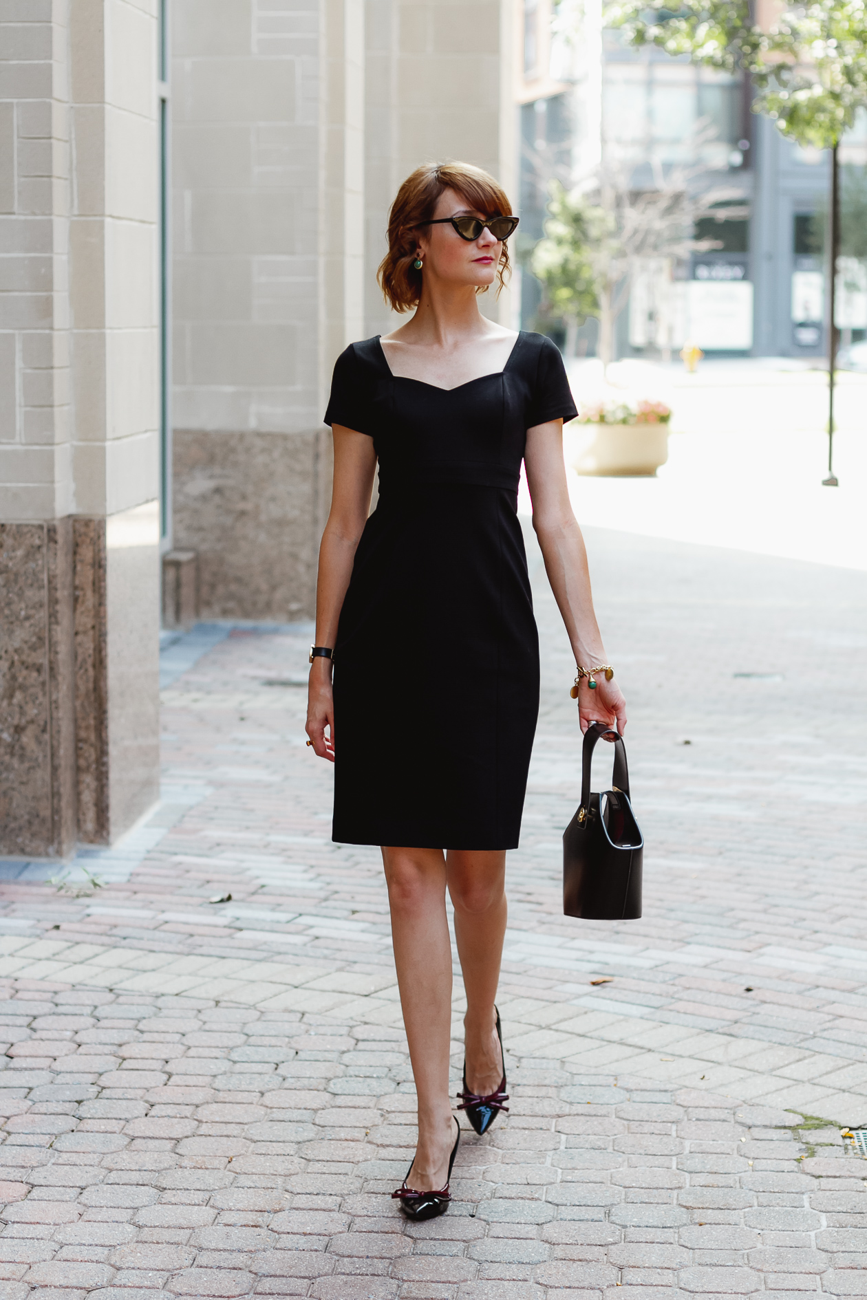 Brooks Brothers ponte dress