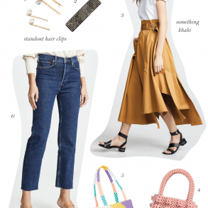 4 Spring Trends to Shop Now
