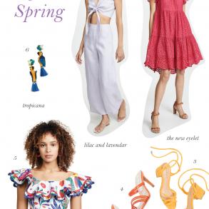 Shopbop Spring Sale Trends