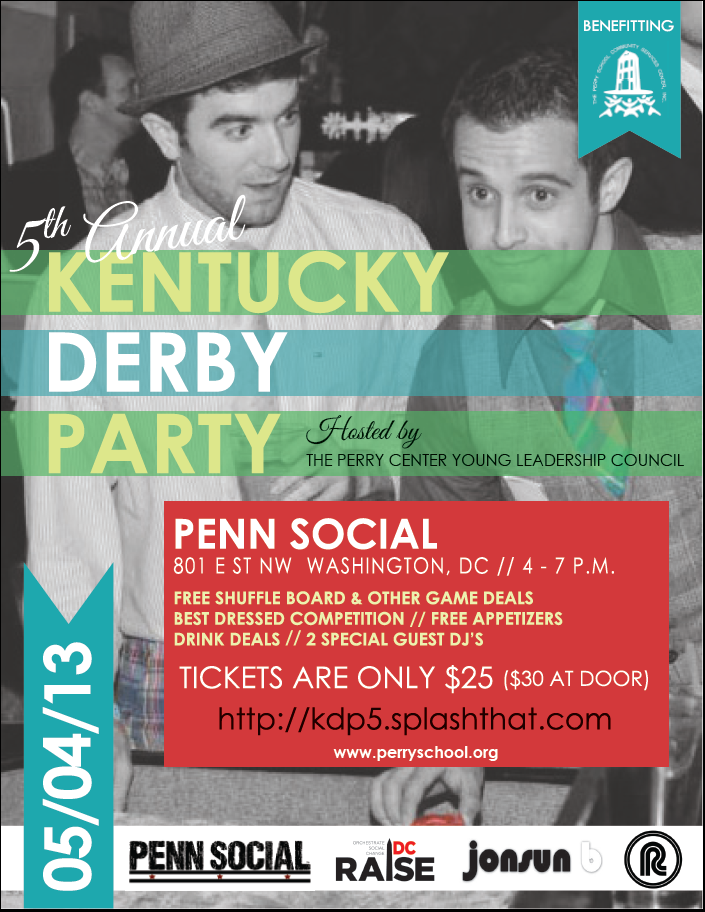 Perry Center 5th Annual Kentucky Derby Party