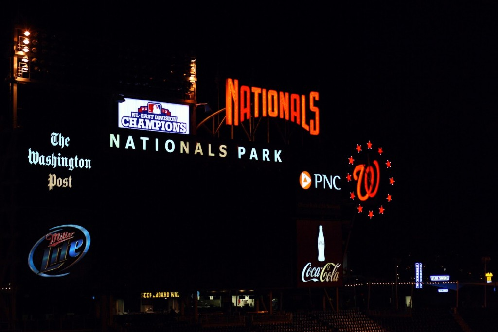 Nationals game