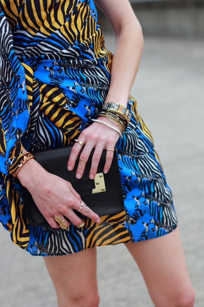 nOir, Madewell, South Moon Under, and M by Maggnolia rings
