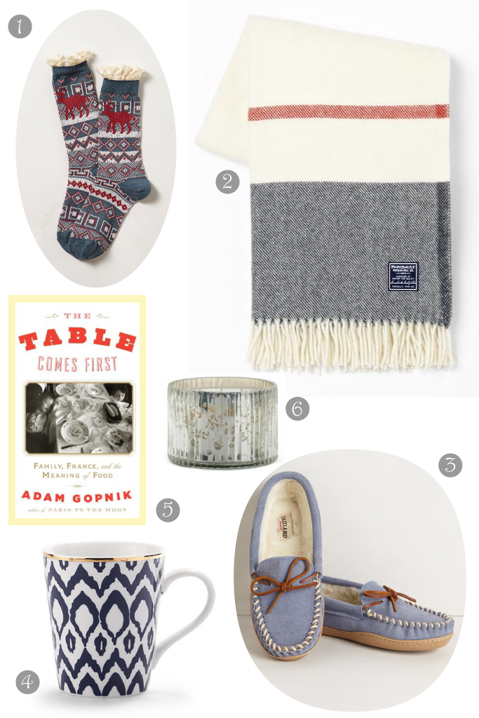 District of Chic get cozy supplies