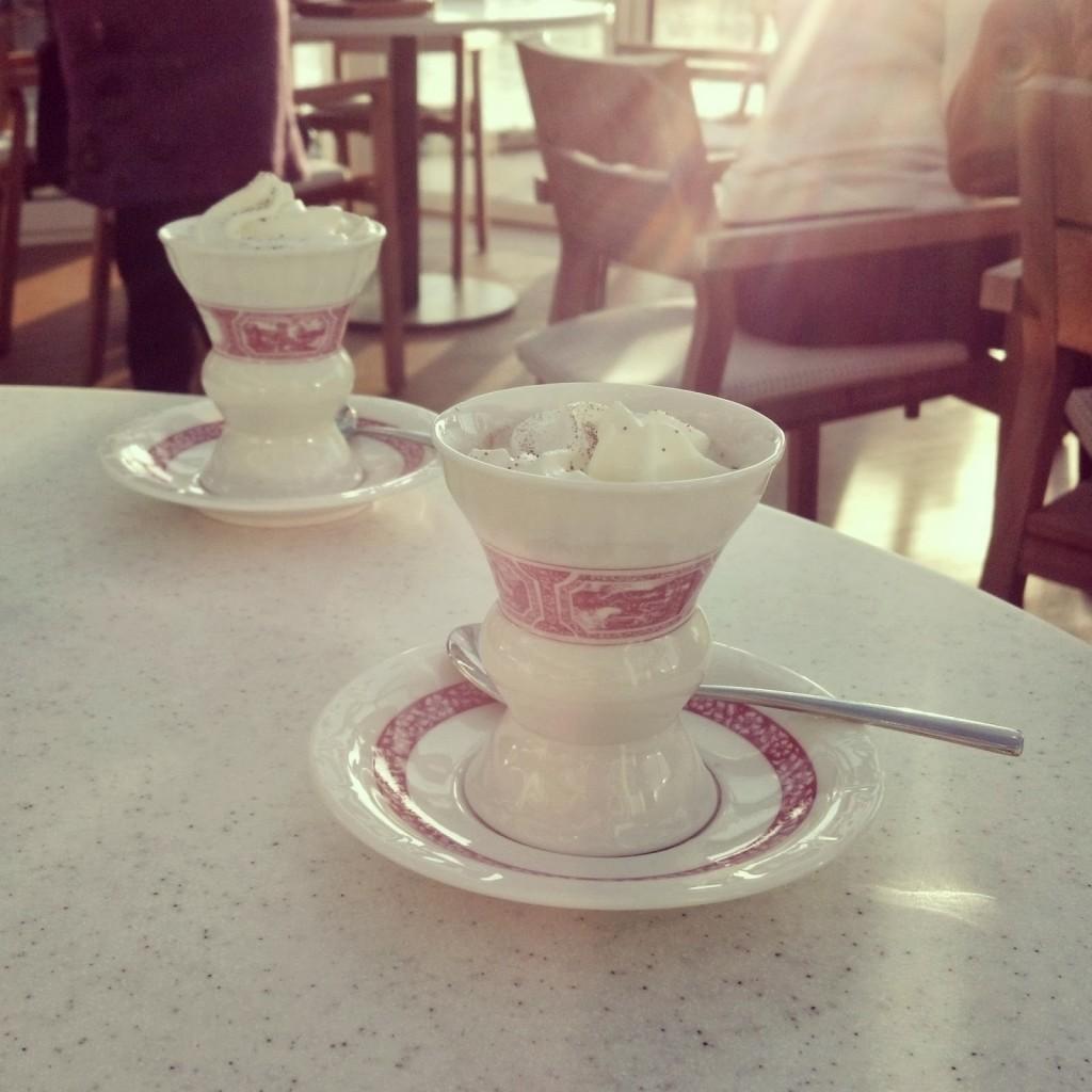 Rüdesheimer Coffee in Rüdesheim