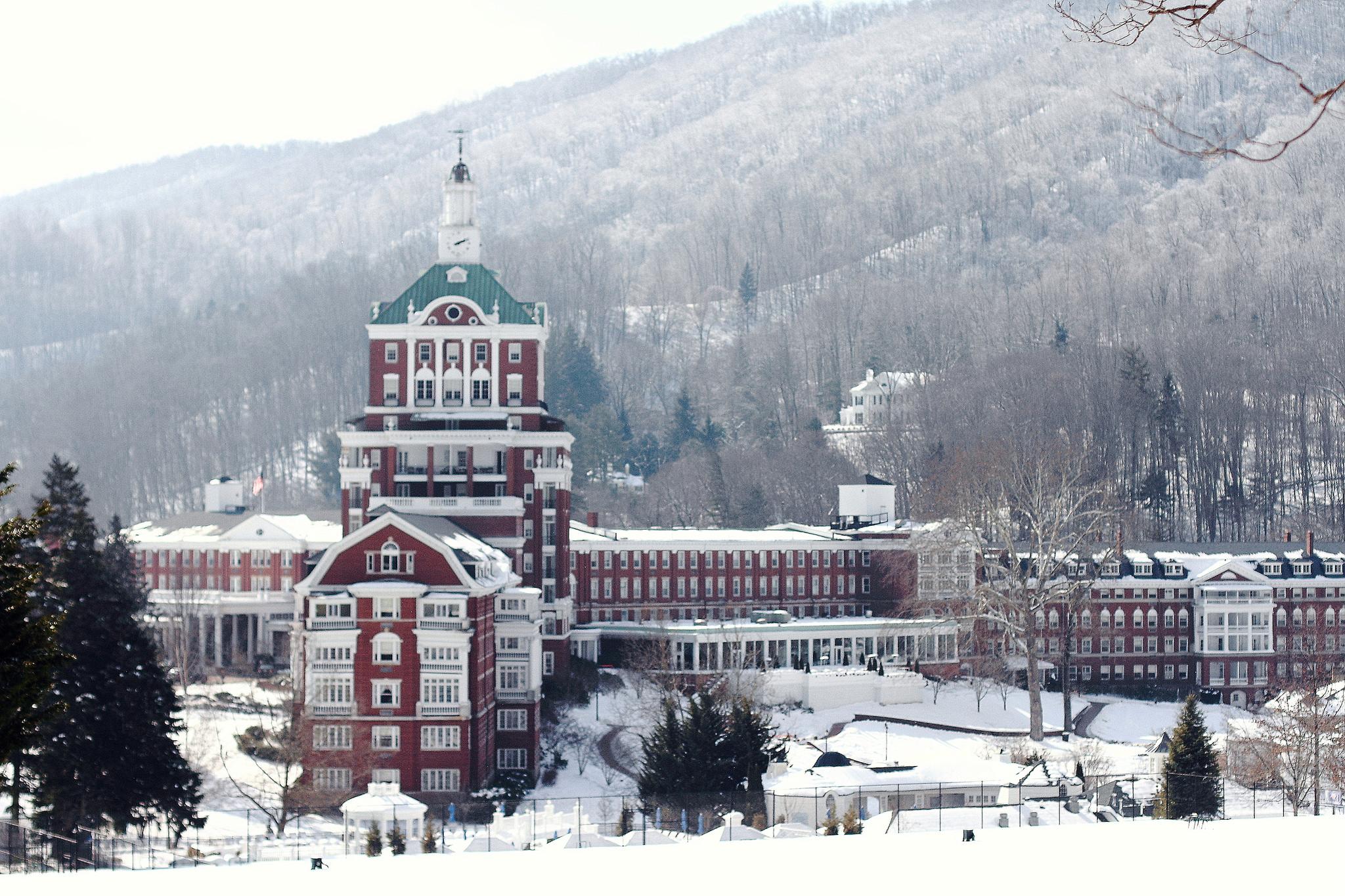 The Homestead, Virginia