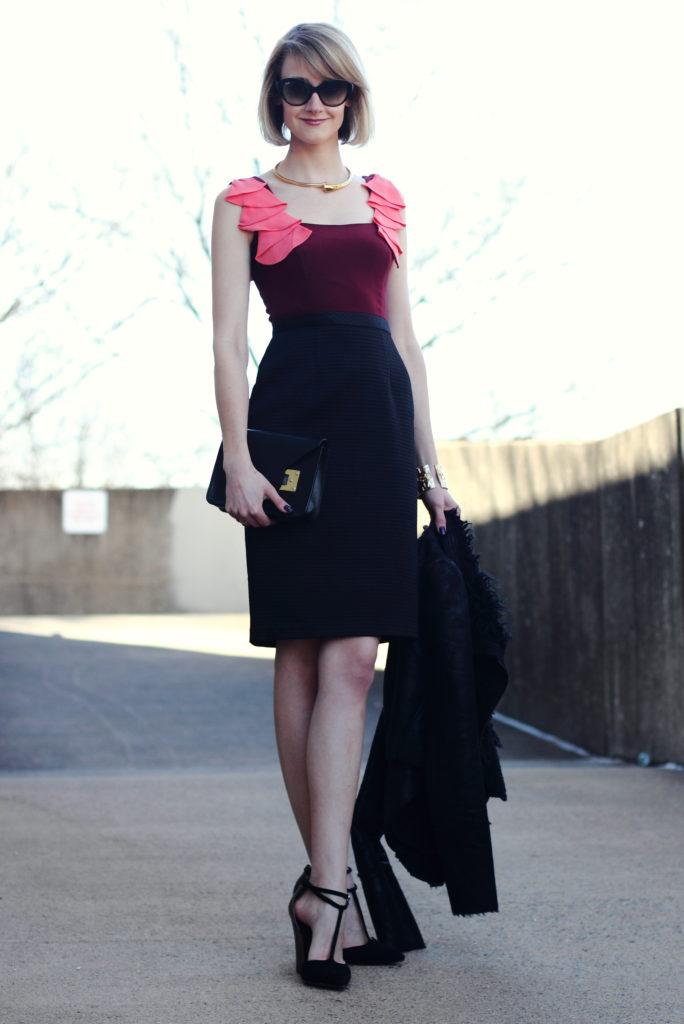 Jay Godfrey dress from the Gilt City DC Warehouse Sale
