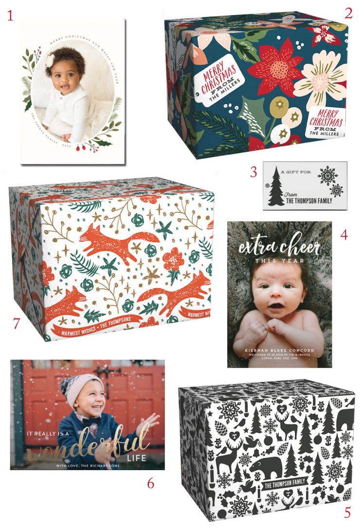 Minted Holiday Picks