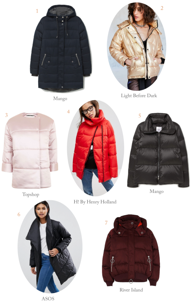 District of Chic puffer love