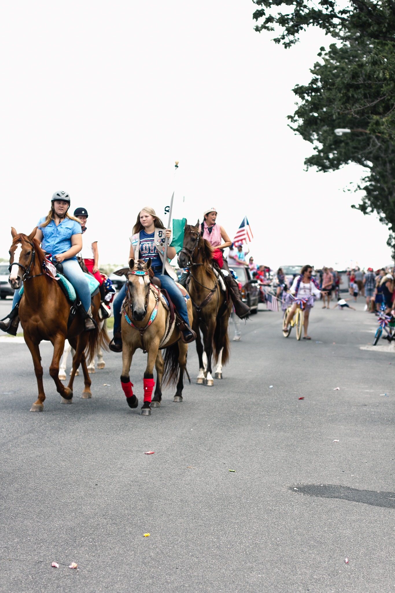 Fourth of July, Cape Charles, Virginia