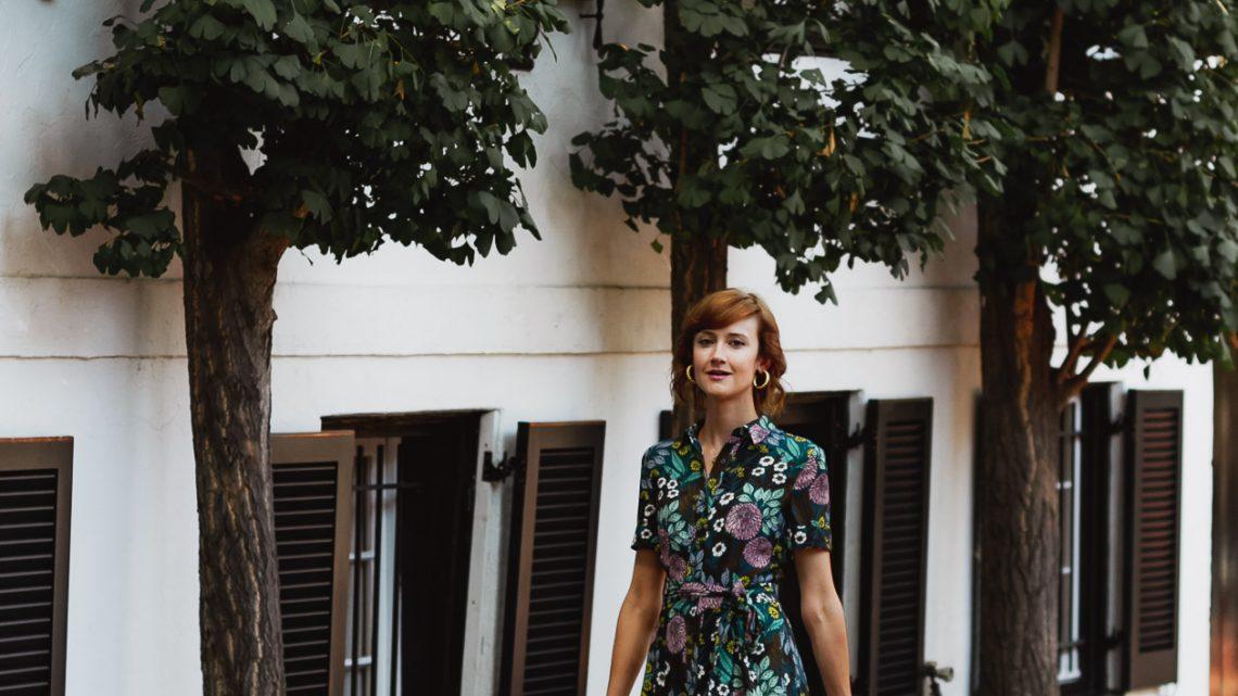 J. Crew x Abigail Borg dress
