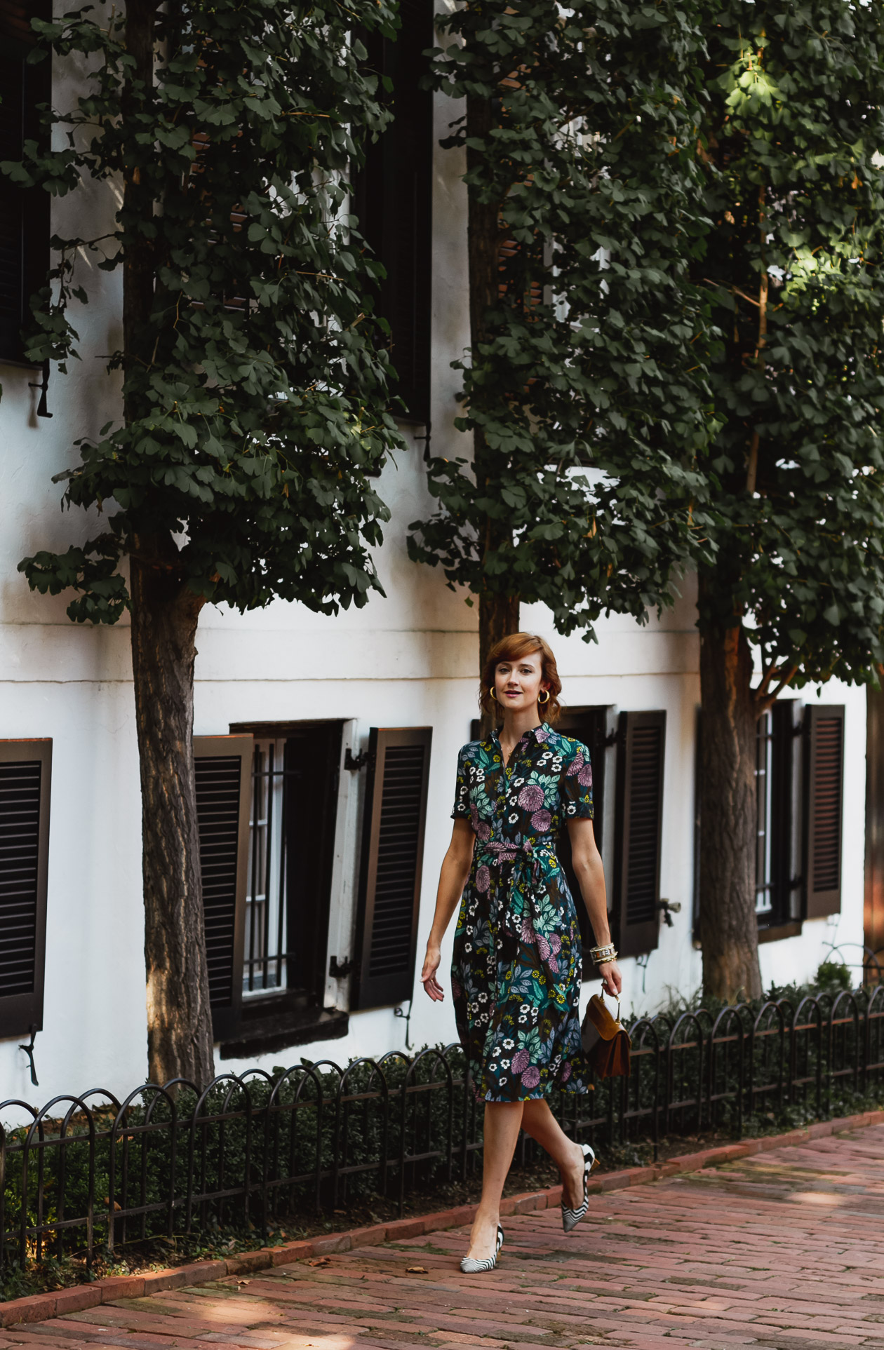 J. Crew x Abigail Borg dress