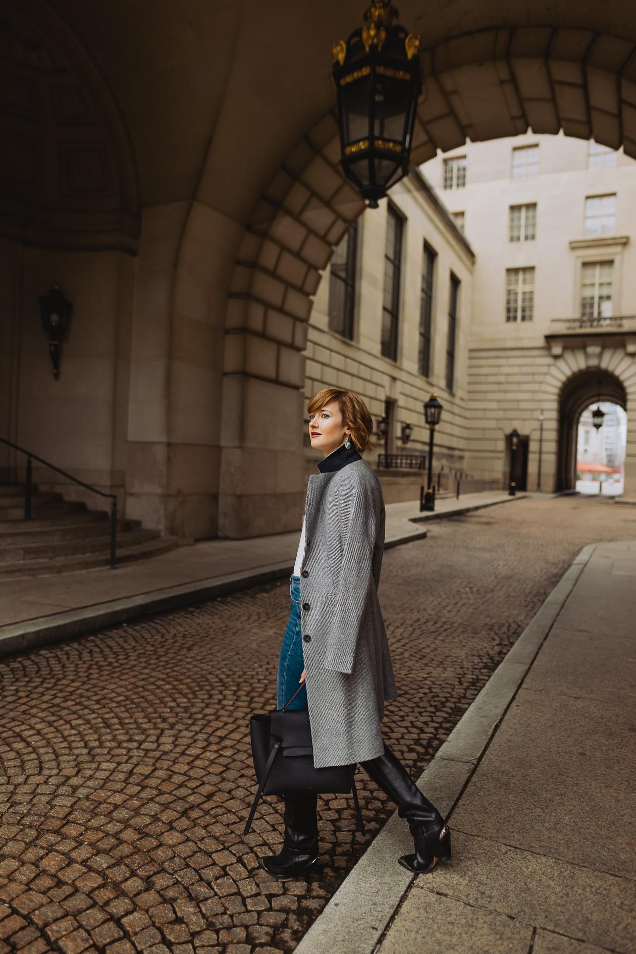 Katherine Hooker coat