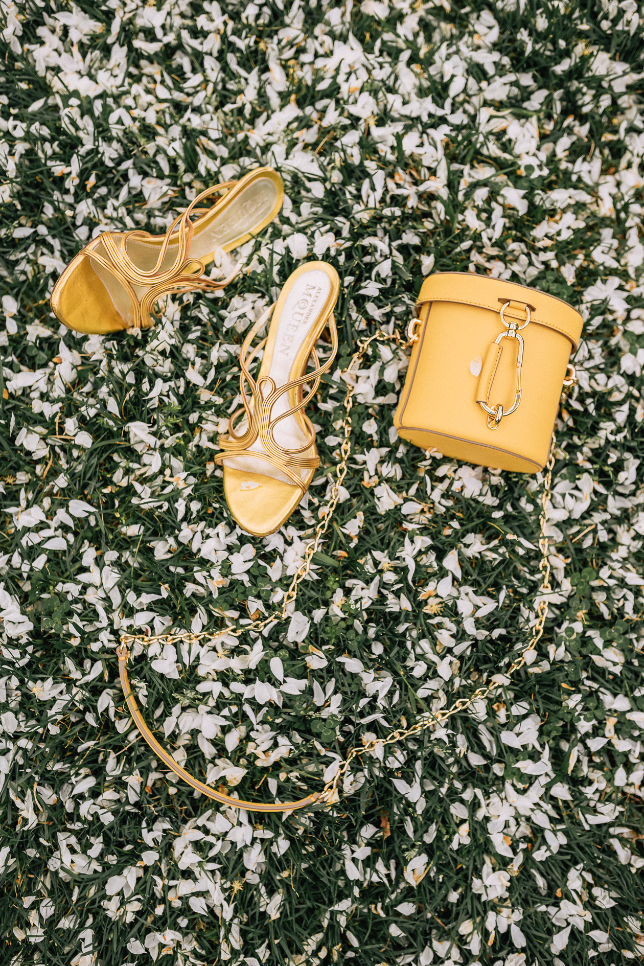 Rent the Runway spring accessories