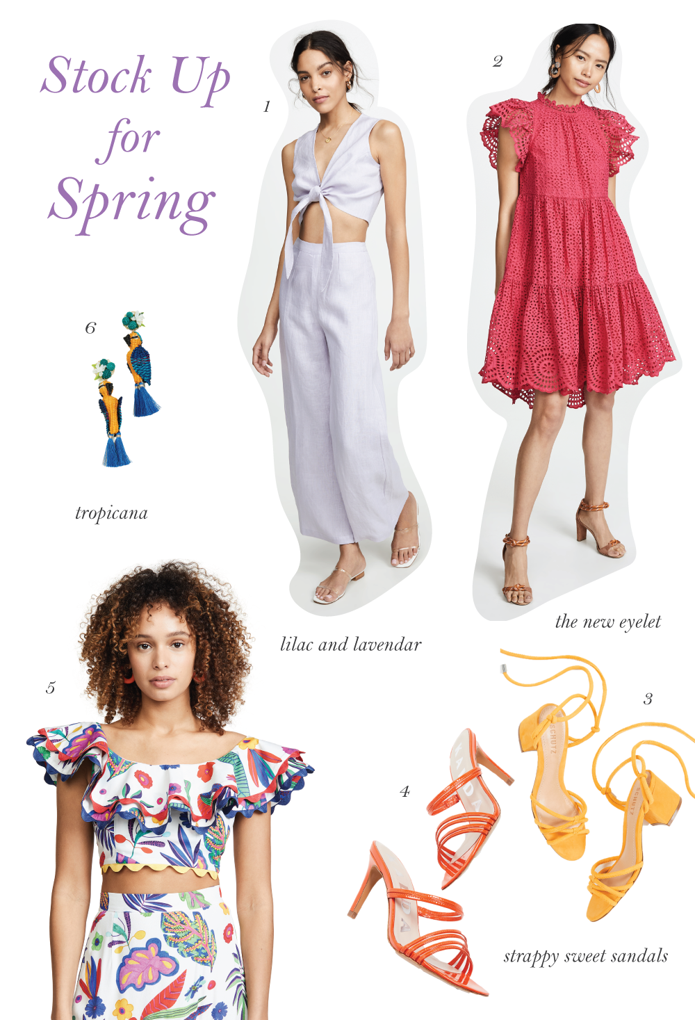 Shopbop Spring Sale Trends
