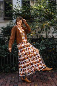 Roller Rabbit maxi dress