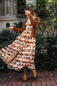 Roller Rabbit maxi dress