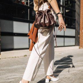 styling the mini bag for day