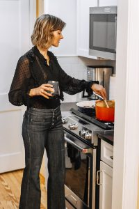 how to make a cozy fall dinner at home feel special