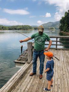 Lake Moomaw, Virginia